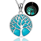 Tree of Life Jewelry 925 Sterling Silver Necklace for Her