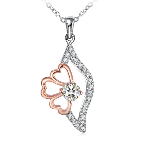 Women's Sterling Silver Necklace Jewelry for Girls