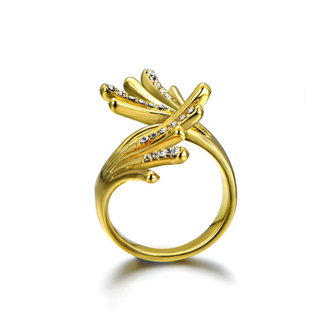Lovers' Hands Ring
