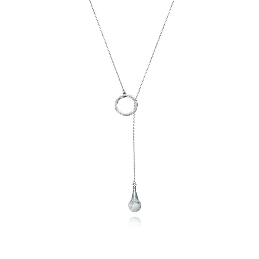 Dewdrop Descent Necklace