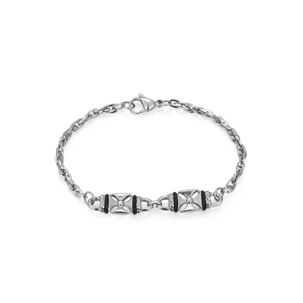 Simple Style Men's Bracelet