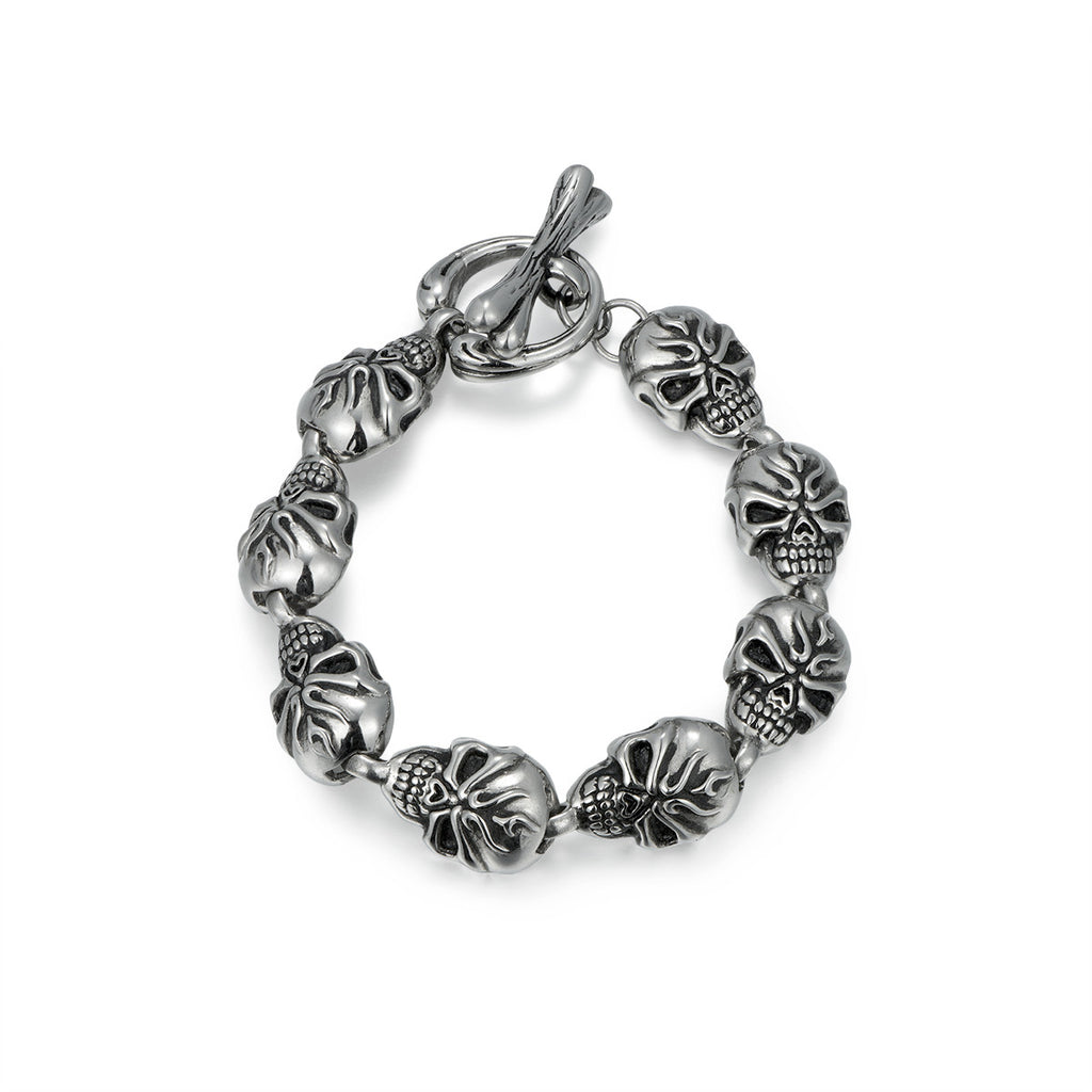 Bracelet Skull Jewelry For Men