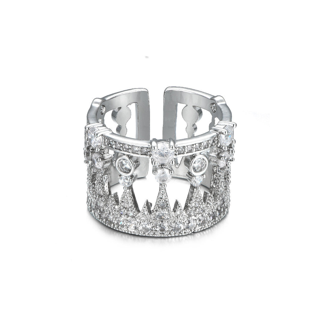 Princess's Crown Ring