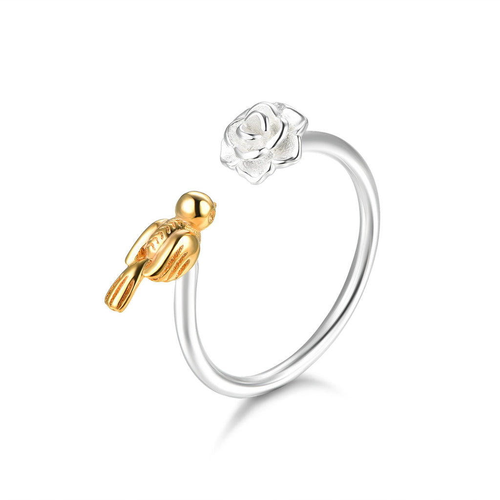 Beautiful Spring Ring