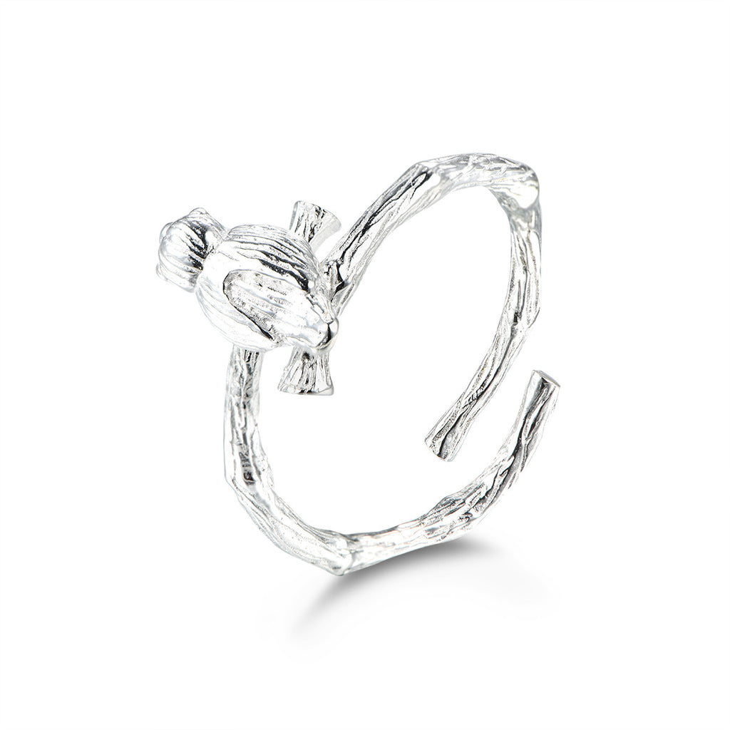 Lucky Bird's Melody Ring
