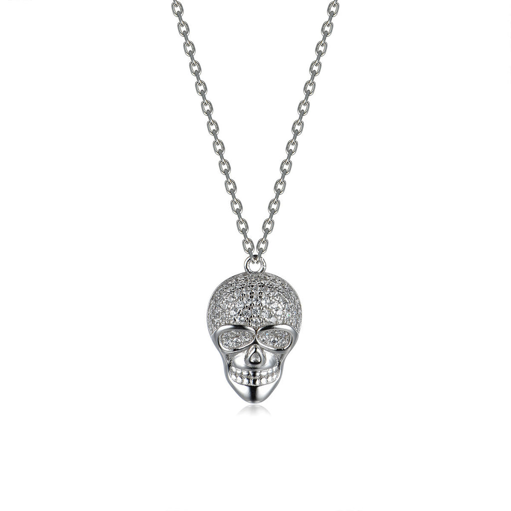 The Mysterious Power 925 Sterling Silver Pendant Necklace