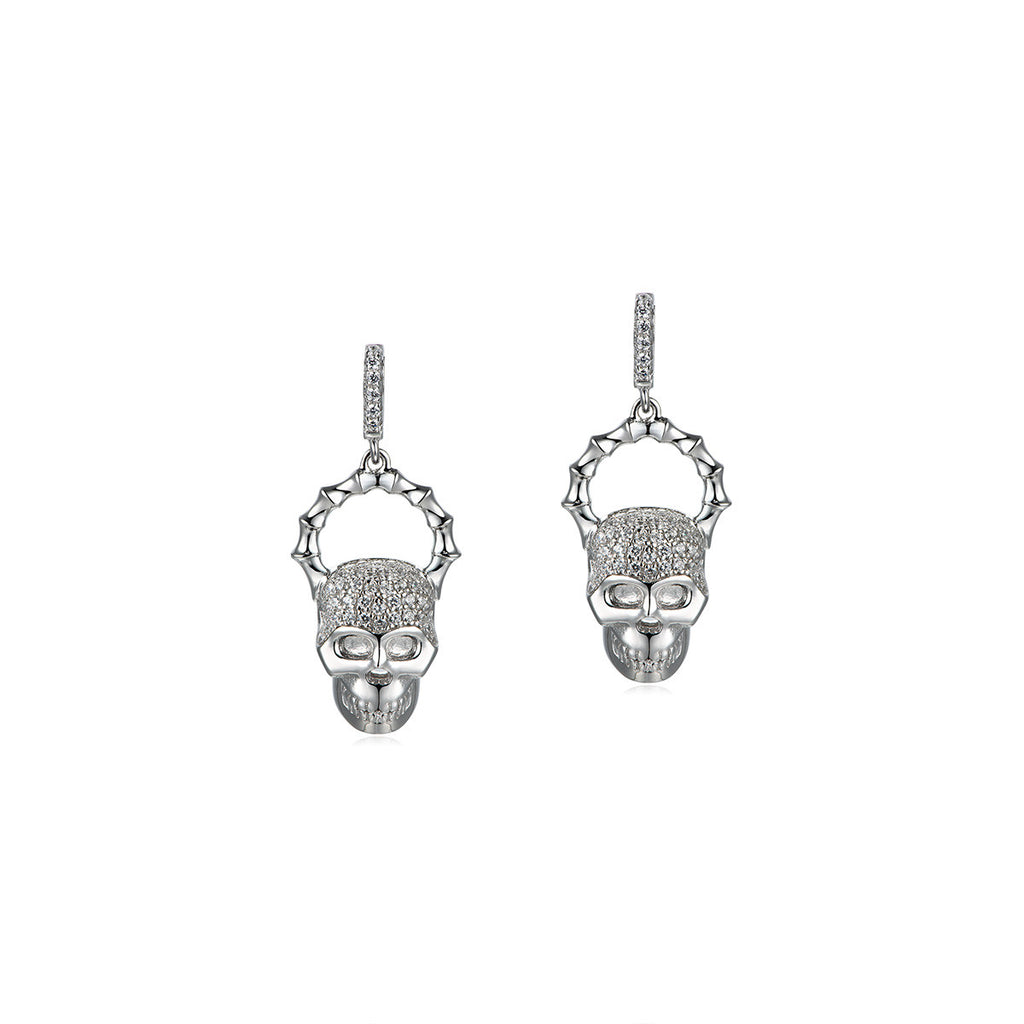 The Guardian Design 925 Sterling Silver Earrings
