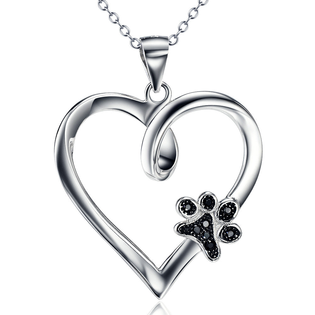 Sweet memory love pendant necklace evermarker sweet memory love pendant necklace aloadofball Gallery