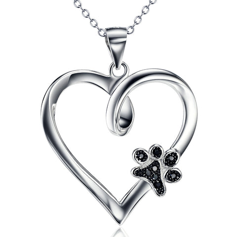 Sweet Memory Love Pendant Necklace