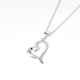 Steal My Heart Pendant Necklace