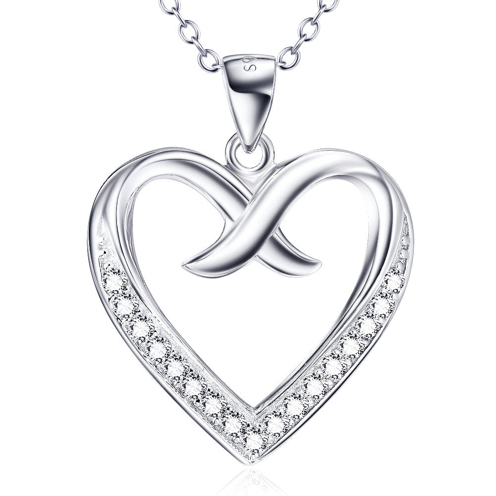 Lonely Heart Pendnat Necklace