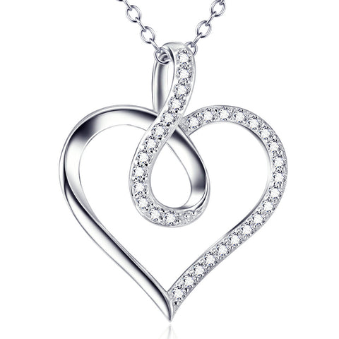 You Have My Heart Pendant Necklace