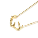 Love Horn Necklace