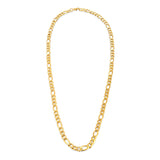 Figaro Chain Linked Men Necklace