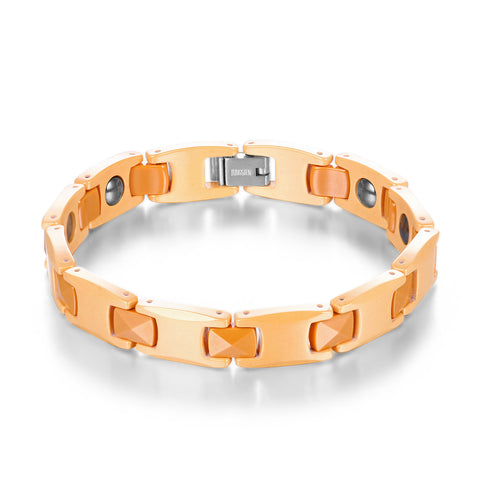 Ge Anti-Fatigue Ceramic Energy Men Bracelet