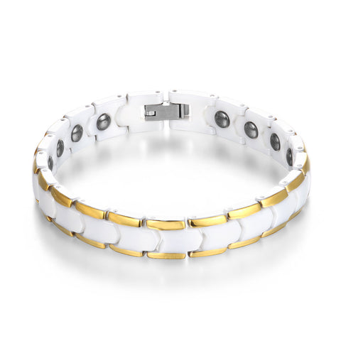 Ceramic Ge Anti-Fatigue Energy Bracelet