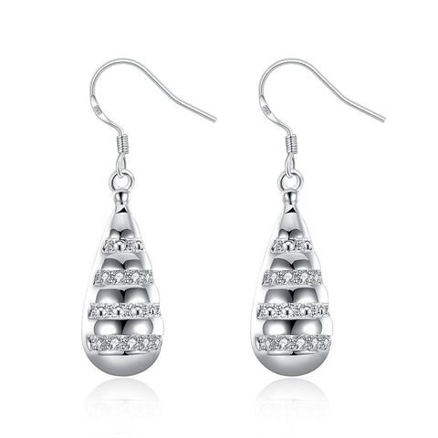 Tower Drop Earrings