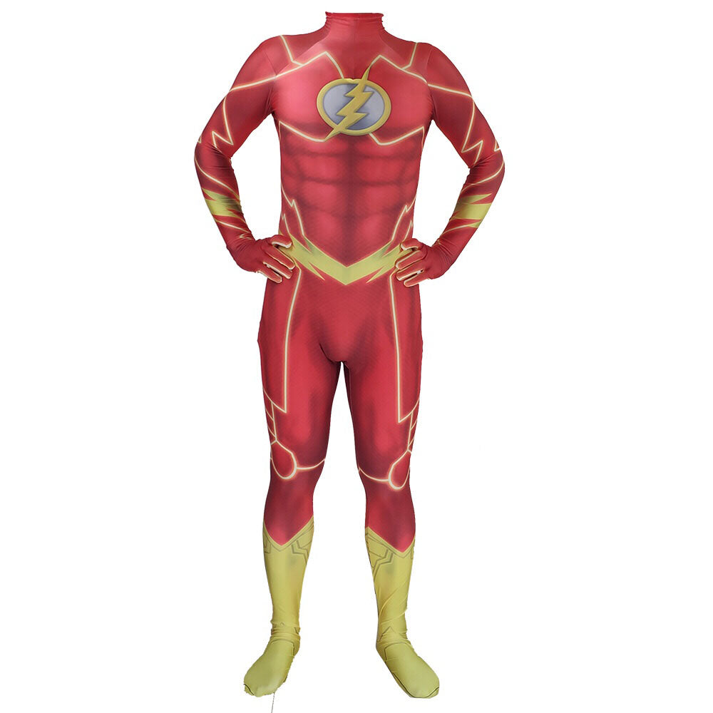 The Flash Superhero Halloween Costumes