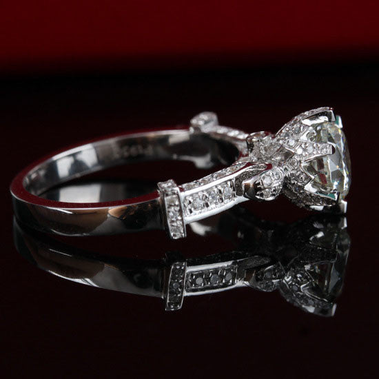 carat tale carriage wedding ring diamond created products fairy love engagement cinderella pumpkin