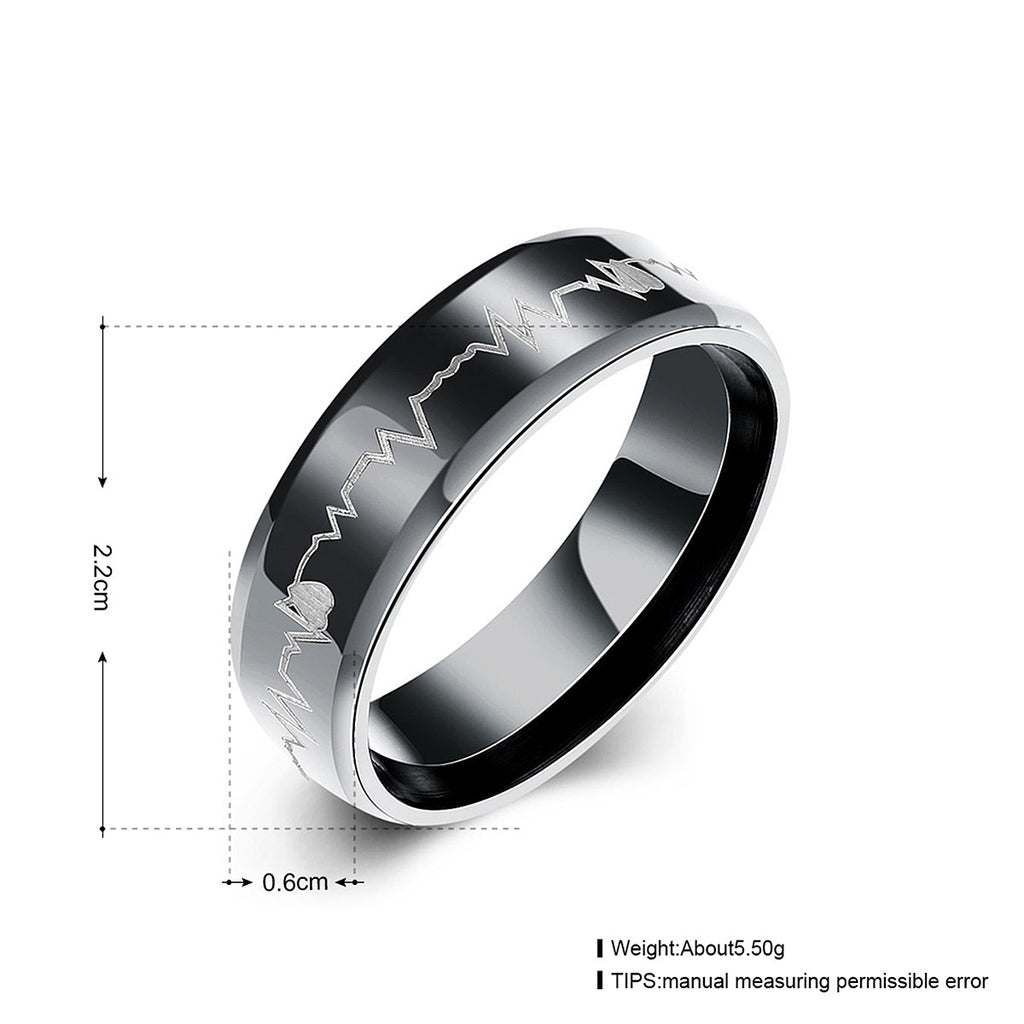 fullxfull and products inlay wedding band il knpv ring rings palladium steel damascus