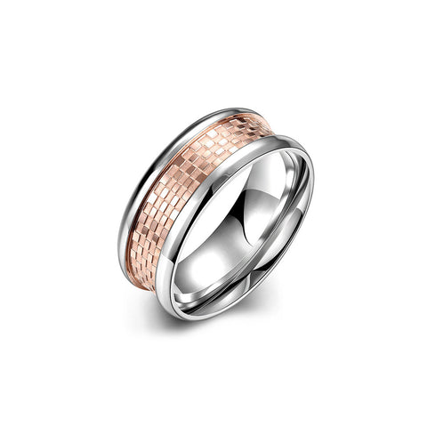 Stainless Steel Gridding Ring
