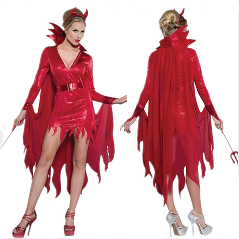Red Devil Costume Halloween Costumes