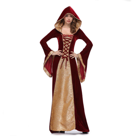 Noble Lady Female Halloween Costumes