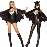 Bat-Woman Female Halloween Costumes