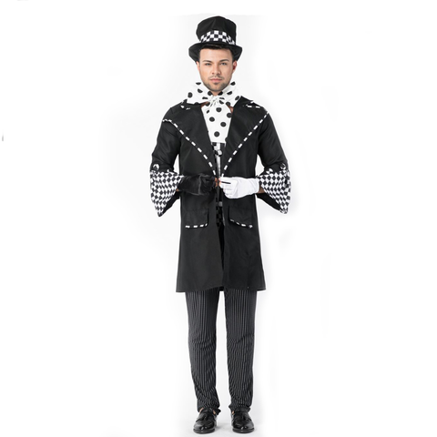 Magician Male Halloween Costumes