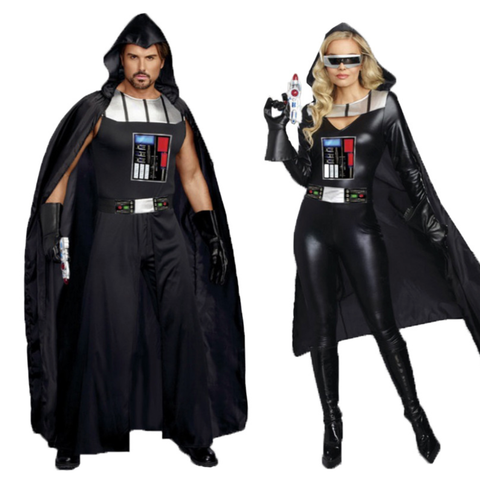 Star Wars: Sith Couple Halloween Costumes
