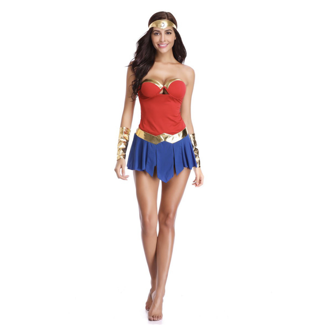 Wonder Woman Halloween Costumes  Evermarker-7080