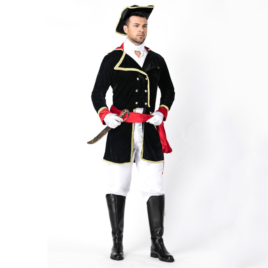 medieval pirates male halloween costumes – evermarker