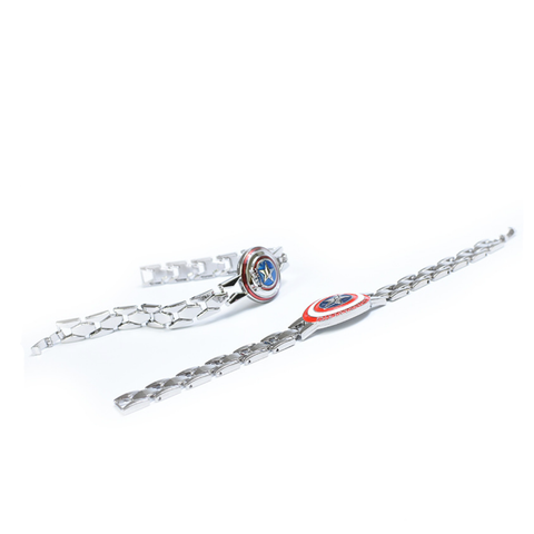 Caption America Shield Men Bracelet