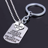 Girl and Family Love Pendent Necklace