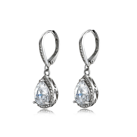 Tear of Angel Earrings