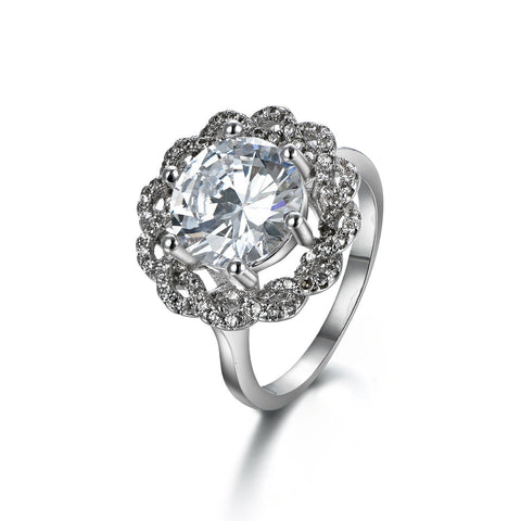Be Brilliant Promise Ring