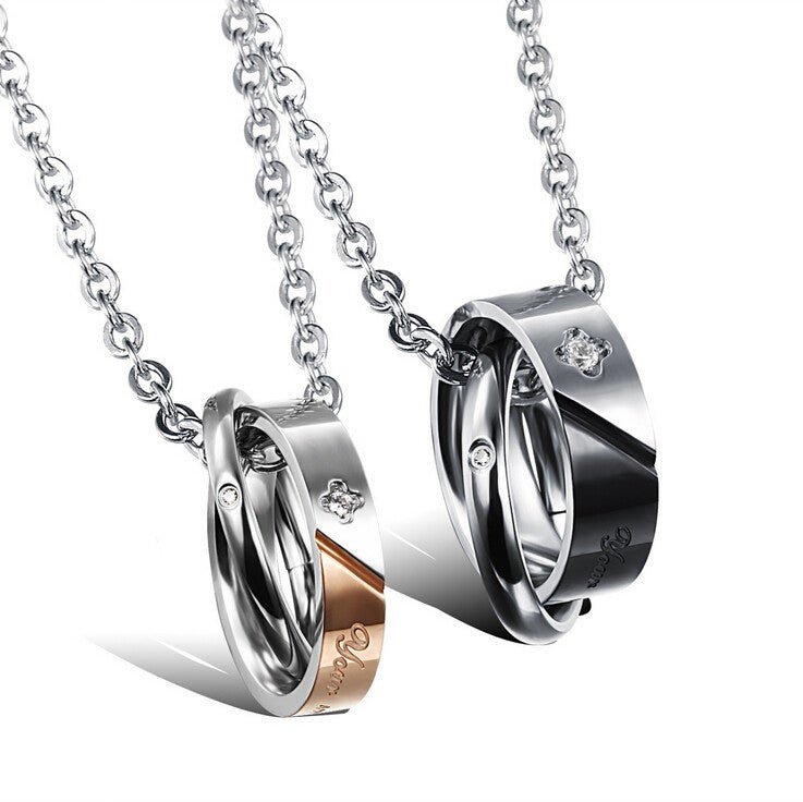 new-diamond-titanium-steel-couple-necklaces