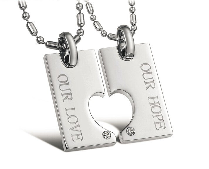 our-hope-heart-matched-titanium-steel-necklace-for-women-price-for-a-pair