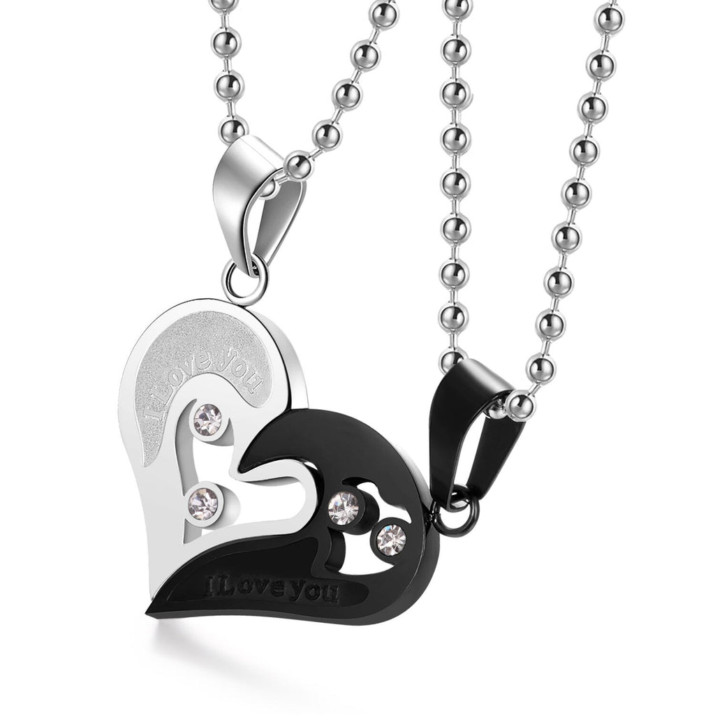 Couple Necklaces – EverMarker