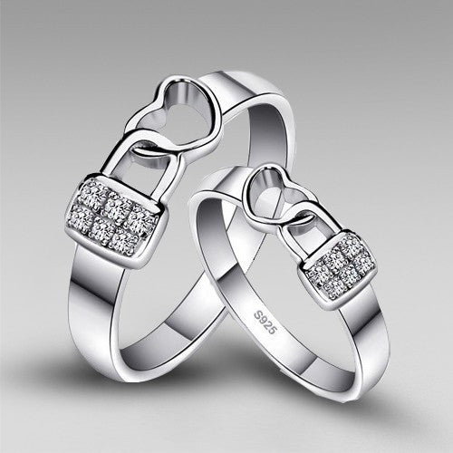 romantic-lock-heart-925-sterling-silver-with-platinum-plated-couple-rings