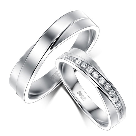 new-925-sterling-silver-platinum-plated-cubic-zirconia-lovers-rings