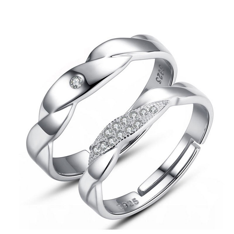 925-silver-twist-opening-lettering-couple-rings
