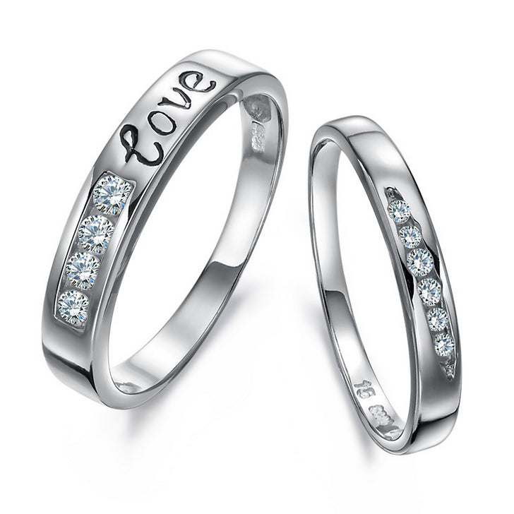 personalized-925-silver-wedding-couple-rings