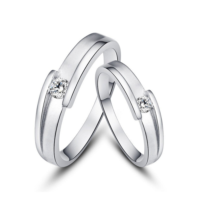 exquisite-diamond-creative-lettering-925-sterling-silver-couple-rings