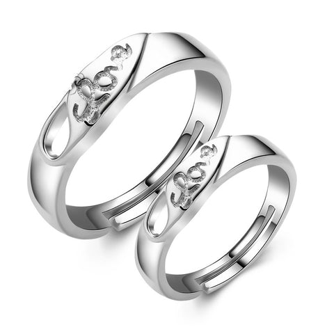 creative-lettering-925-sterling-silver-adjustable-opening-couple-rings