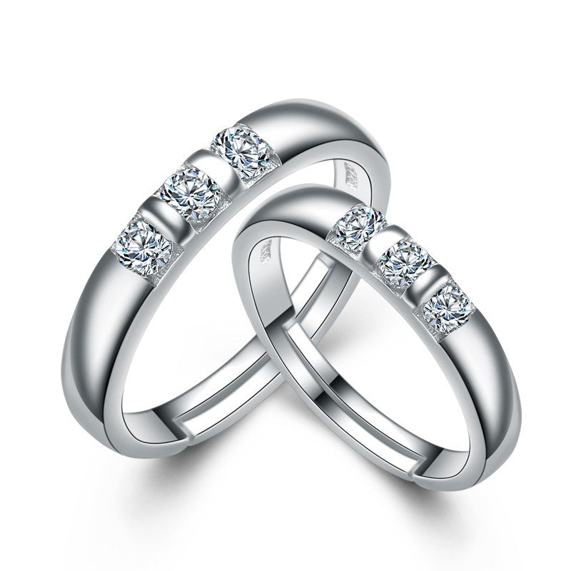 925-sterling-silver-inlaid-sparkling-cz-couple-rings