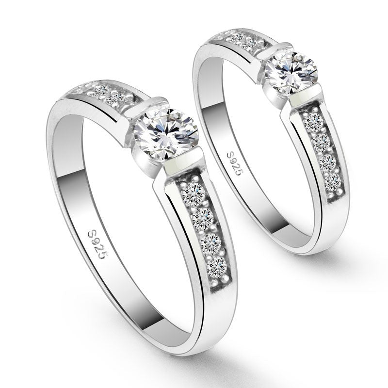 The Perfect Engagement Ring for a Passionate Couple