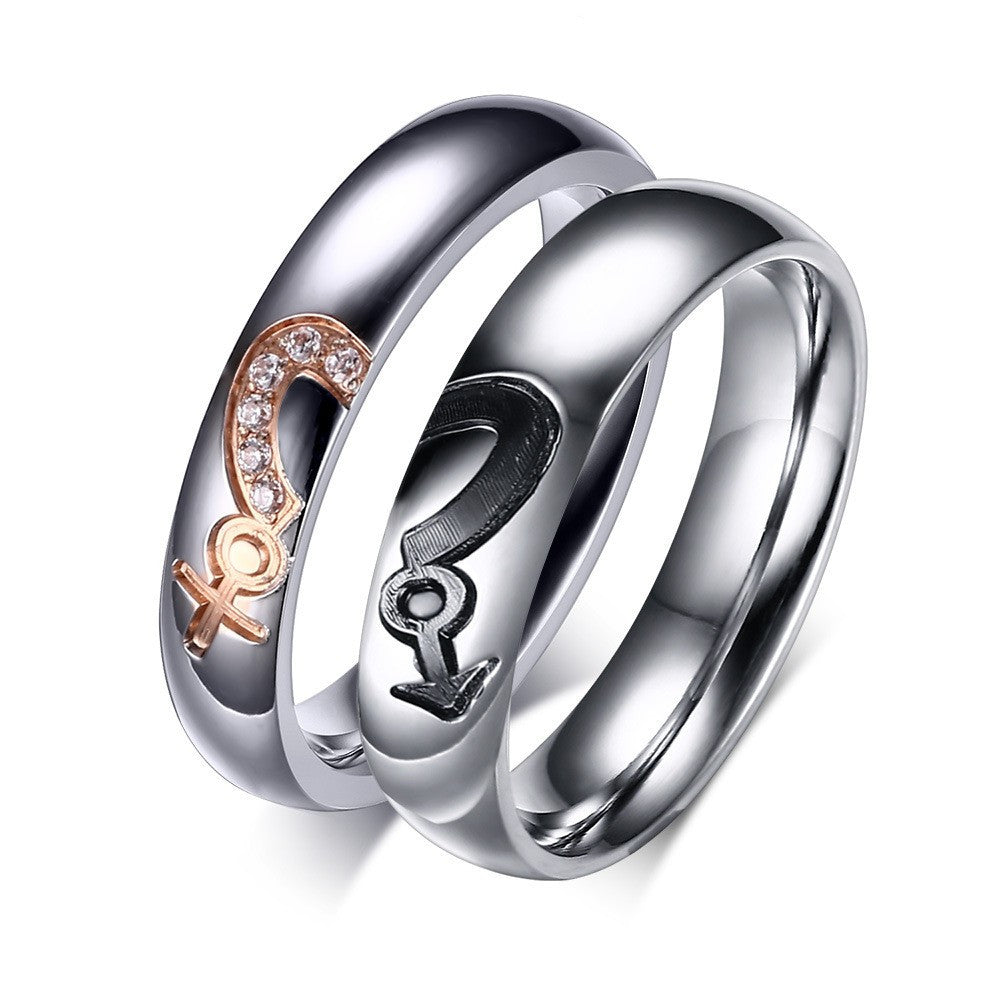new-fashion-titanium-steel-inlaid-cubic-zirconia-couple-rings