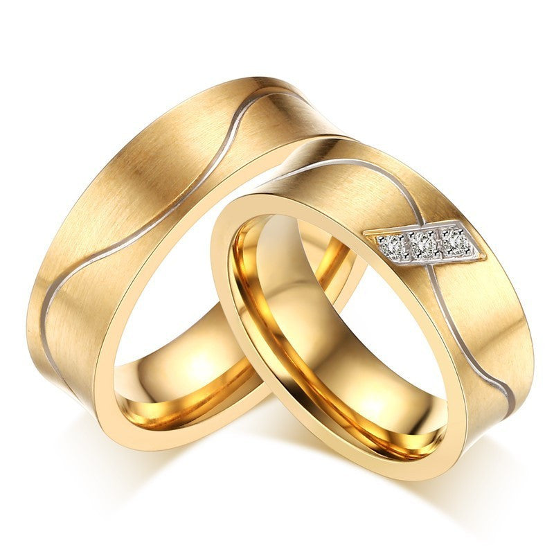 fashion-wavy-lines-titanium-steel-couple-rings