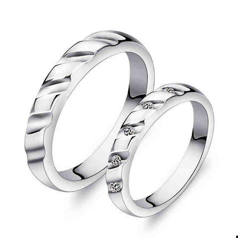 original-high-quality-925-sterling-silver-with-five-cubic-zirconia-couple-rings
